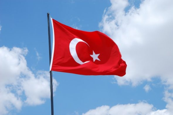 turcja flaga turcji