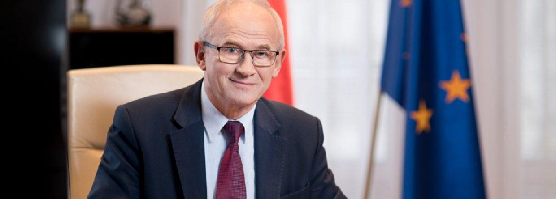 Minister Energii Krzysztof Tchórzewski
