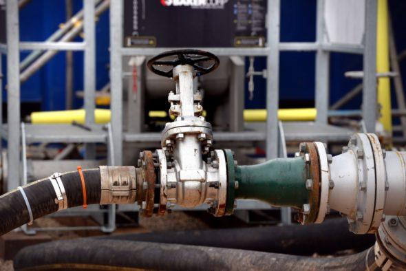 gaz łupkowy wielka brytania fot. cuadrillaresources.com