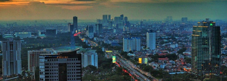 Dżakarta, stolica Indonezji. Źródło: Flickr