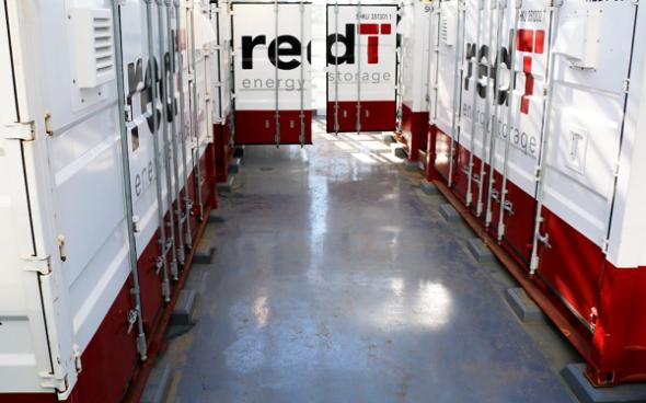 Magazyny energii RedT