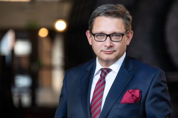 Maciej Woźniak – Wiceprezes Zarządu ds. Handlowych fot. PGNiG
