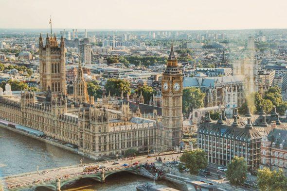 londyn wielka brytania anglia