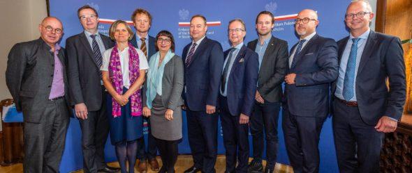 Polsko-skandynawska współpraca energetyczna tematem spotkania w Sztokholmie. Fot. Ministerstwo Energii