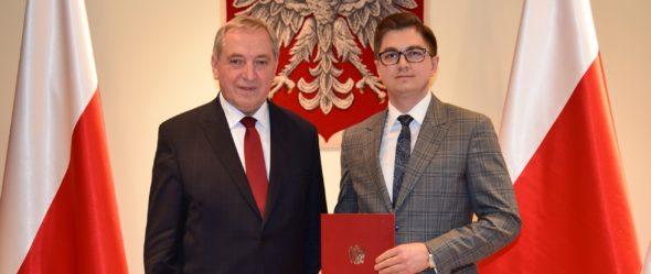 Jest nowy prezes Polskiej Agencji Atomistyki. Fot. Ministerstwo Środowiska