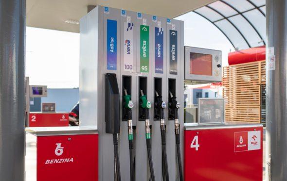 PKN Orlen, stacje Benzina na Słowacji. Fot. PKN Orlen