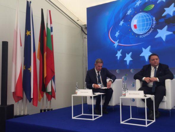 Forum Ekonomiczne w Krynicy 2019. Fot. BiznesAlert.pl