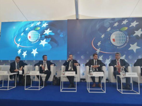 Forum Ekonomiczne w Krynicy. Fot. BiznesAlert.pl