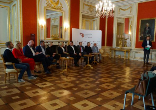 Kapituła konkursu Ambasador Polski. Fot. KGHM