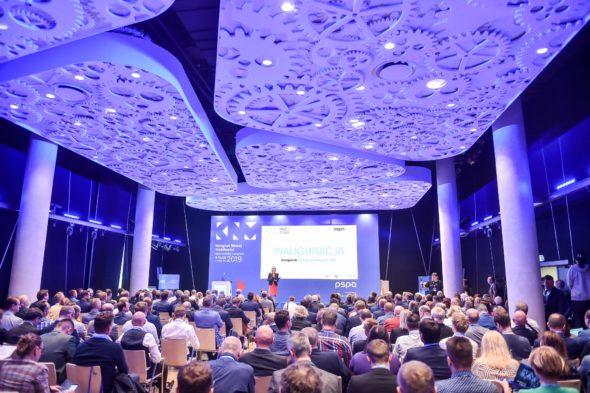 Kongres Nowej Mobilności w Lublinie. Fot. PSPA