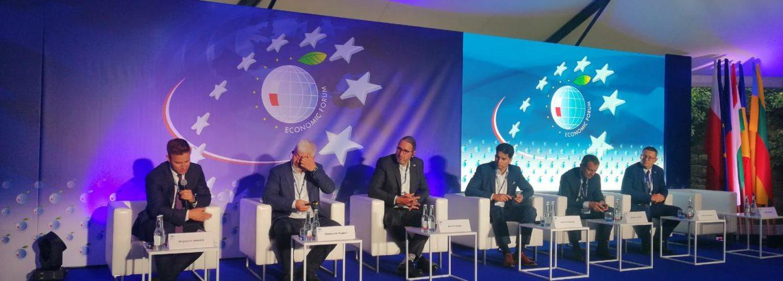Projekty energetyczne na Forum Ekonomicznym w Krynicy. Fot. BiznesAlert.pl