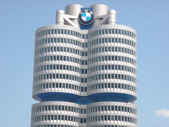 Siedziba BMW w Monachium. Źródło: Flickr