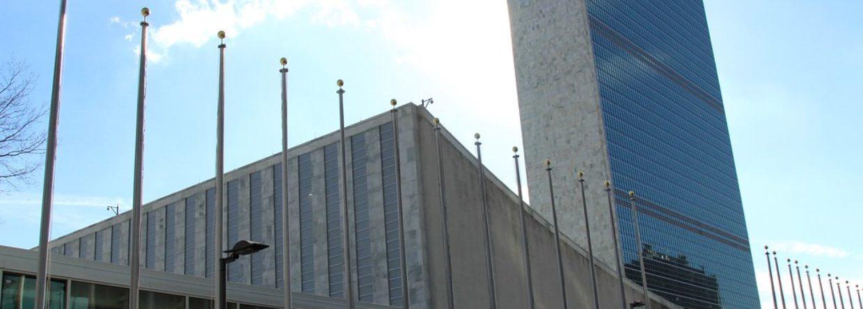 Siedziba ONZ w Nowym Jorku. Źródło: Flickr