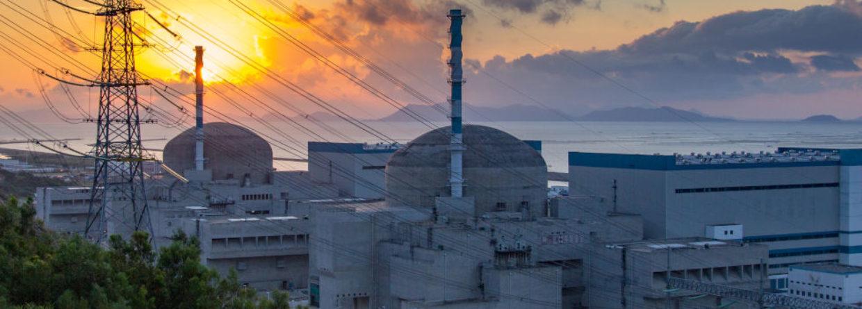 Elektrownia jądrowa Taishan. Fot. EDF
