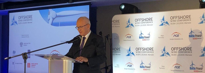 Minister energii Krzysztof Tchórzewski fot. Bartłomiej Sawicki/BiznesAlert.pl
