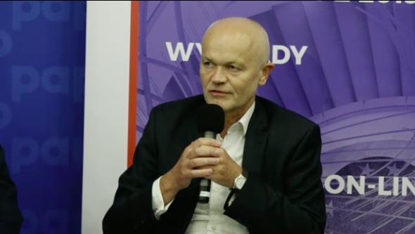 Prezes Instytutu Energetyki Odnawialnej Grzegorz Wiśniewski