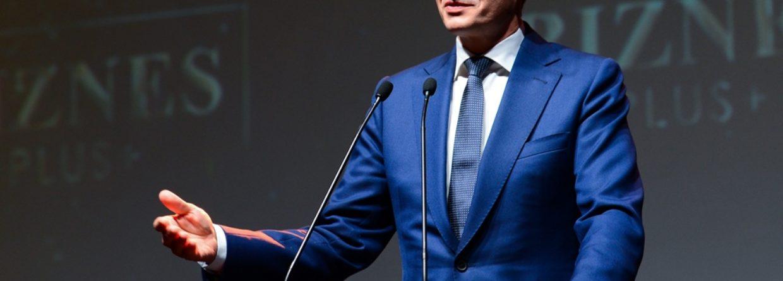 Premier RP Mateusz Morawiecki fot. EFG 2019