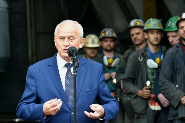 tchórzewski, górnicy