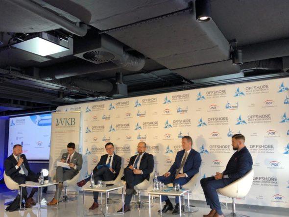 Konferencja Offshore 2019. Fot. BiznesAlert.pl/Bartłomiej Sawcki