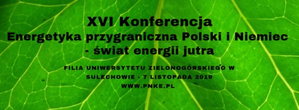 Energetyka przygraniczna Polski i Niemiec
