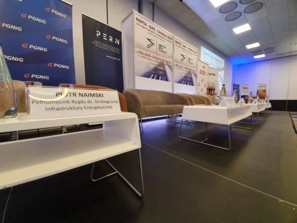 Konferencja Nafta-Gaz-Chemia 2019. Fot. Wojciech Jakóbik/BiznesAlertpl