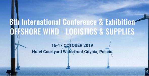 8th International Conference & Exhibition OFFSHORE WIND – LOGISTICS & SUPPLIES Patronat BiznesAlert.pl