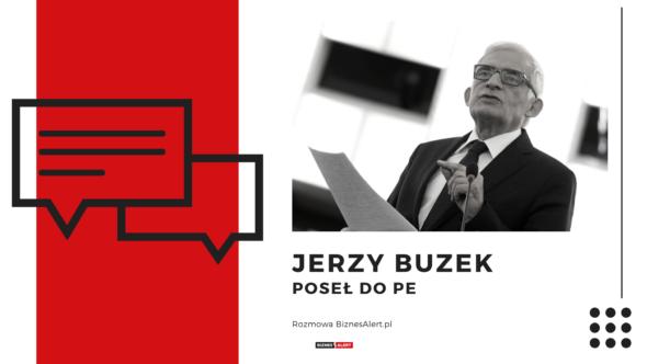 Jerzy Buzek Rozmowa