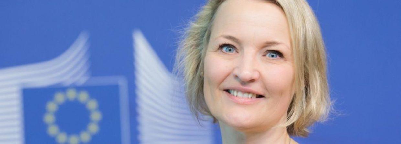 Ditte Juul-Jørgensen. Fot. Komisja Europejska