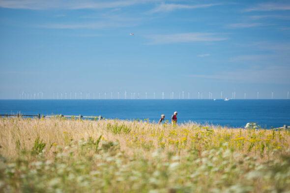 Morskie Farmy Wiatrowe. Fot.: Wind Europe