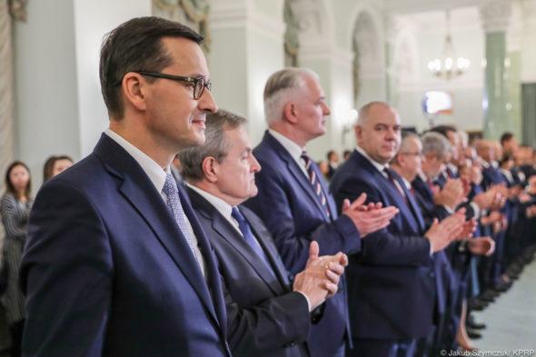 Mateusz Morawiecki rząd