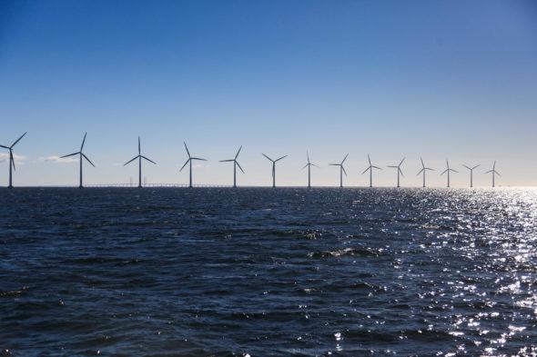 Morskie Farmy Wiatrowe. Fot.: WindEurope