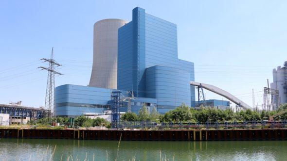 Elektrownia Datteln 4. Źródło: Uniper