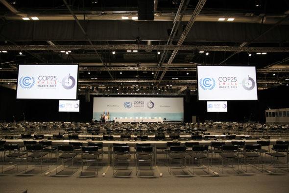 COP25 w Madrycie. Źródło: UNFCCC