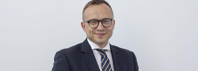 Artur Soboń. Fot. Ministerstwo Funduszy i Polityki Regionalnej