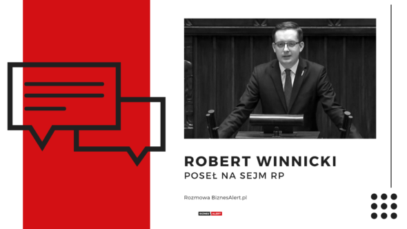 Robert Winnicki – Rozmowa BiznesAlert.pl