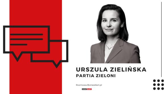Urszula Zielińska Rozmowa BiznesAlert.pl