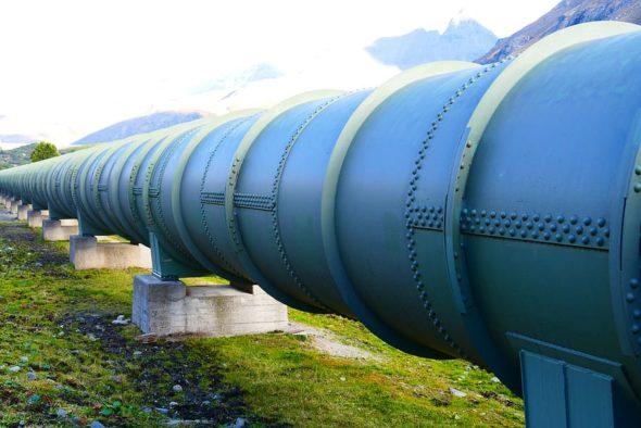 Gazociąg. Źródło- PXFuel