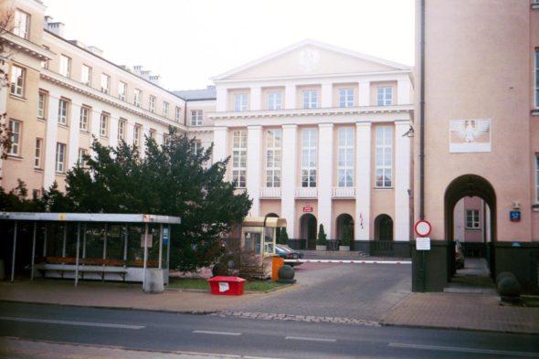 Warszawa siedziba NIK