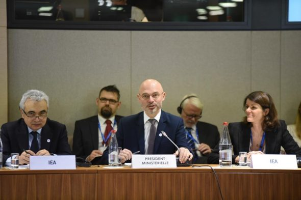 Michał Kurtyka, Minister Klimatu. Fot.: Ministerstwo Klimatu
