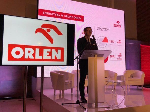 Prezes PKN Orlen Daniel Obajtek. Fot.: BiznesAlert.pl/Bartłomiej Sawicki