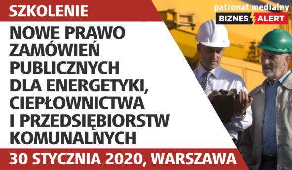 Nowe prawo zamówień publicznych dla energetyki –  Patronat BiznesAert.pl