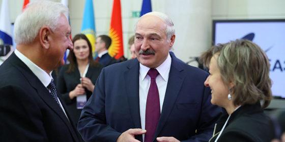 Prezydent Białorusi Alaksandr Łukaszenka. Fot. president.gov.by