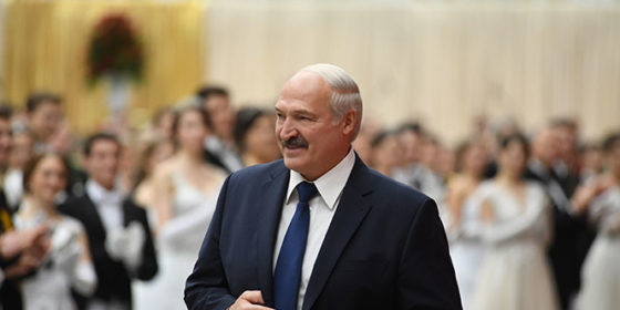 Prezydent Białorusi Alaksandr Łukaszenka fot. president.gov.by