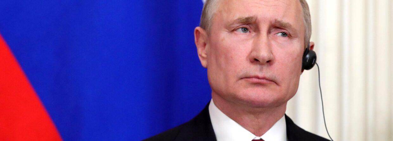 Prezydent Rosji Władimir Putin. Fot. kremlin.ru