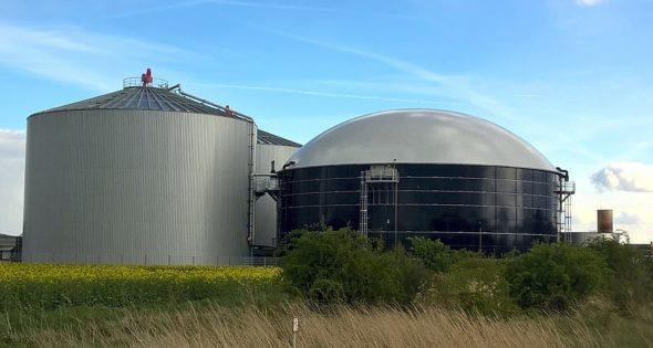 Biogazownia pixabay