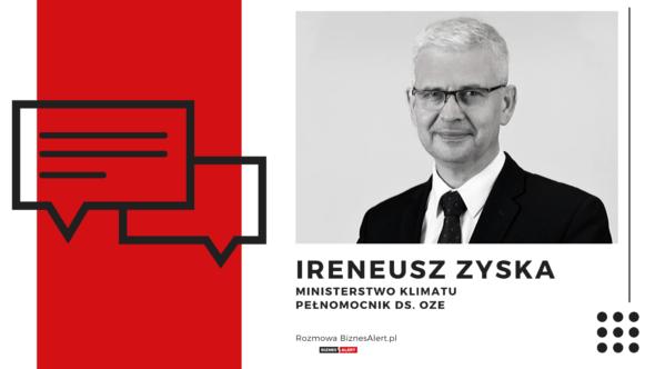 Rozmowa BiznesAlert.pl. Grafika: Patrycja Rapacka