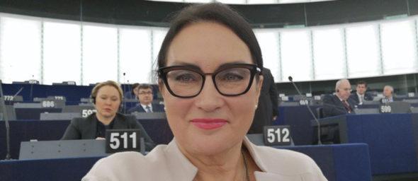 Izabela Kloc Parlament Europejski
