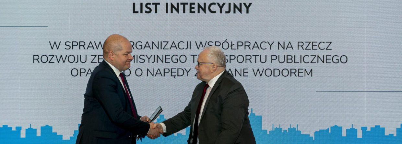 Podpisanie listu intencyjnego. Fot. PKN Orlen