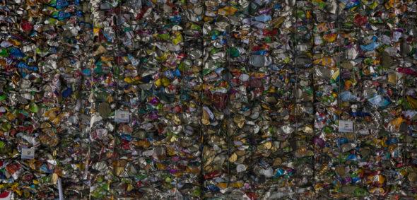 Odpady recykling Flickr