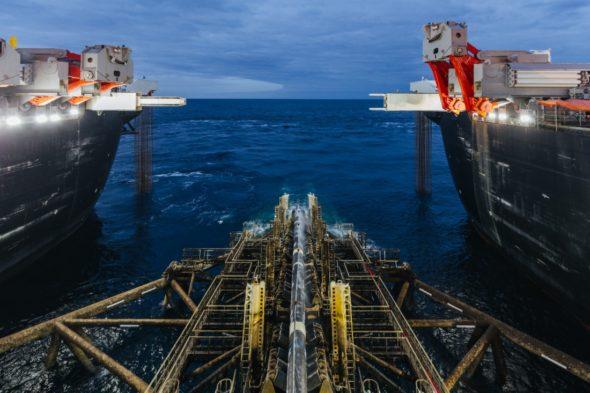Pioneering Spirit Turkish Stream